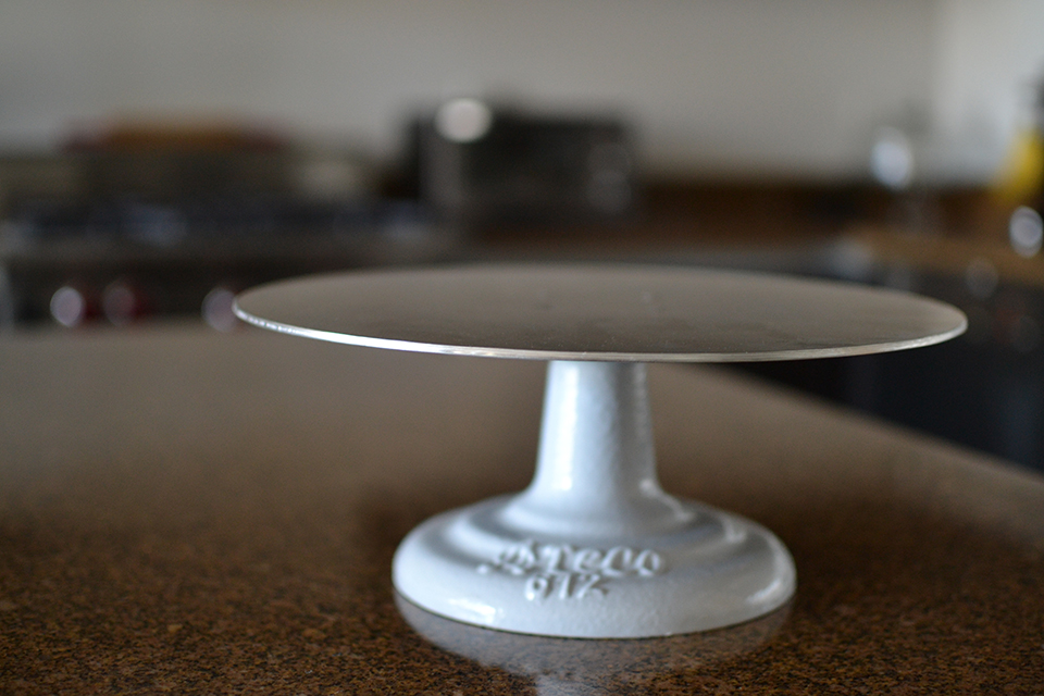 Ateco Revolving Cake Stand & Sweet Society: One Of Our Favorite Tools Ateco Revolving Cake Stand