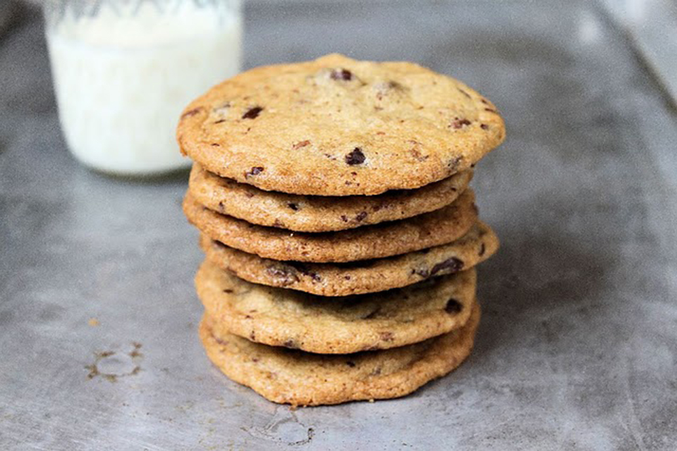 Next-Level Chocolate Chip Cookies