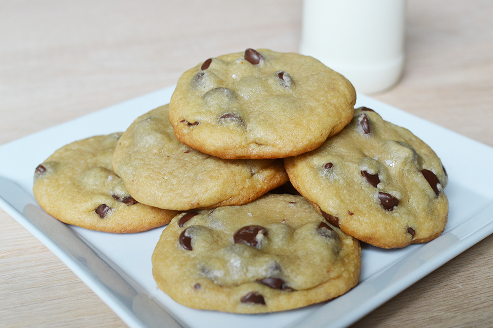 Malted Mall Chocolate Chip Cookies Recipe By Sweet Society